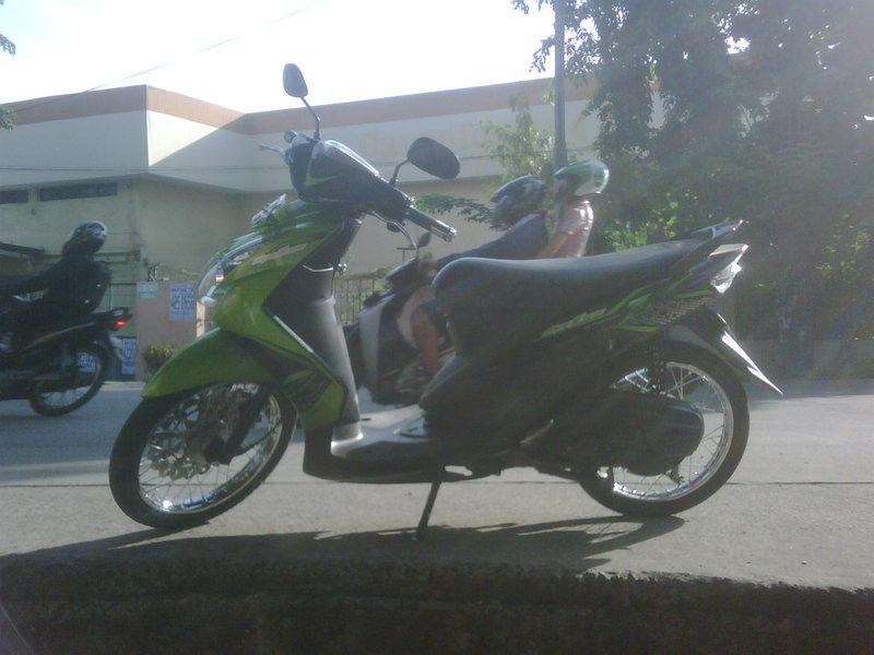 Modifikasi Mio Soul Velg 16 Modifikasi Motor Kawasaki Honda Yamaha